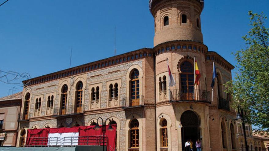 Ayuntamiento de Mora (Toledo) / Foto: Europa Press