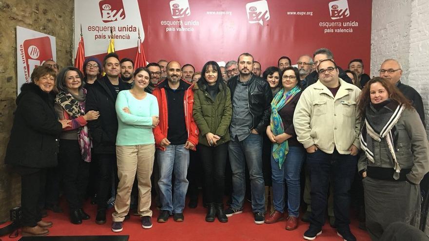 Rosa Albert encabeza la candidatura continuista para liderar Esquerra Unida