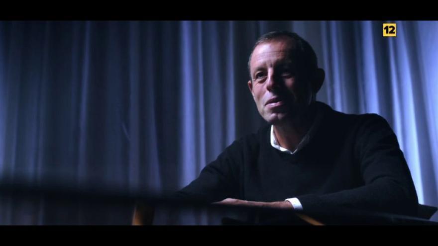 Sandro Rosell, en 'Lo de Évole'