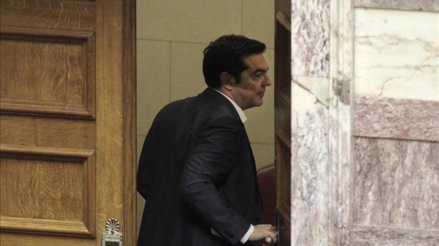 El Gobierno griego prepara una remodelación pero todo apunta que seguirá en minoría