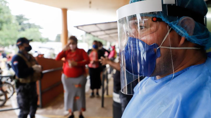 Paraguay arranca septiembre con 22 muertos por COVID-19, nuevo récord diario