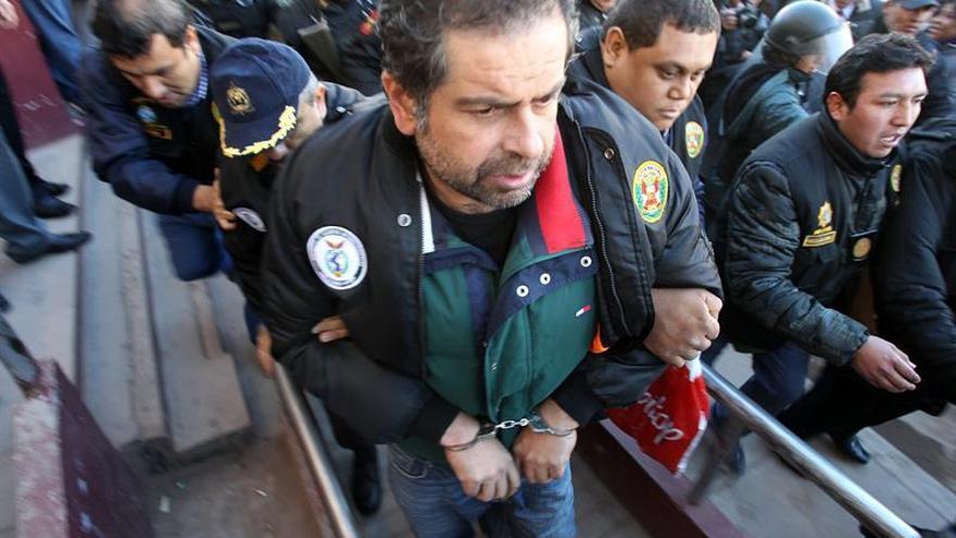 Amplían 18 meses de prisión preventiva a exasesor de Humala por caso de corrupción