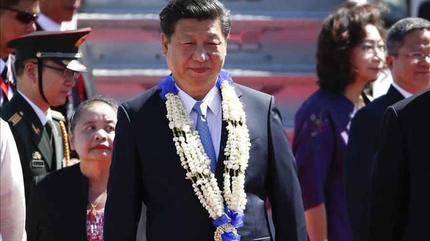 """Xi pide """"un clima de paz"""" para el desarrollo en la Cuenca del Pacífico"""