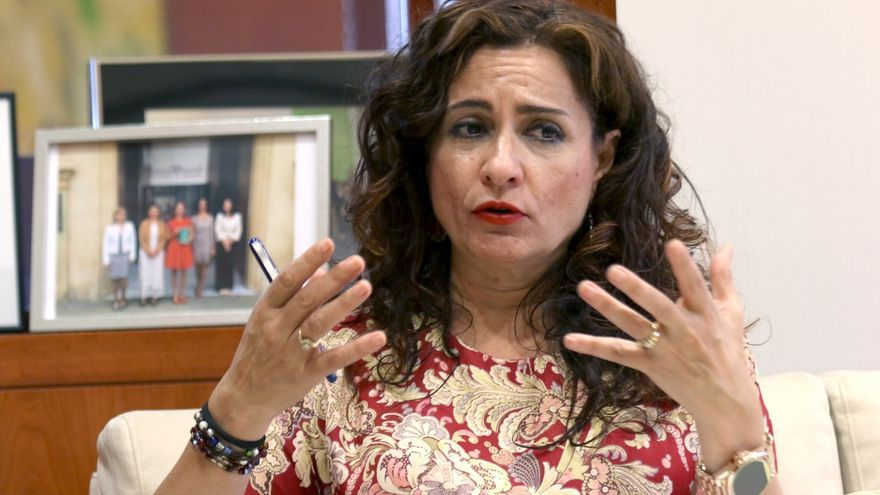 """Montero espera que el Gobierno """"rectifique"""" en el próximo CPFF y marque una """"nueva senda"""" para el objetivo de déficit"""