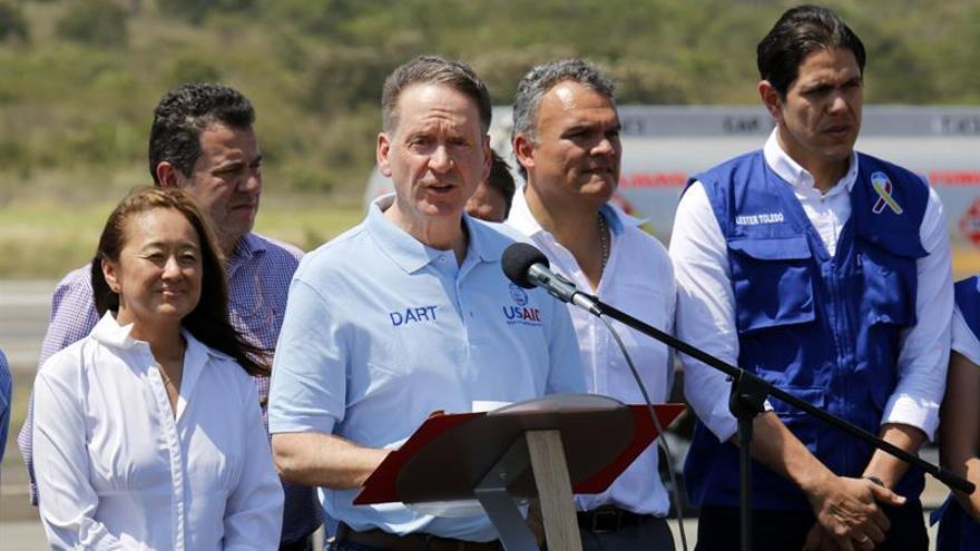 EE.UU. envía a Cúcuta (Colombia) más suministros médicos para venezolanos