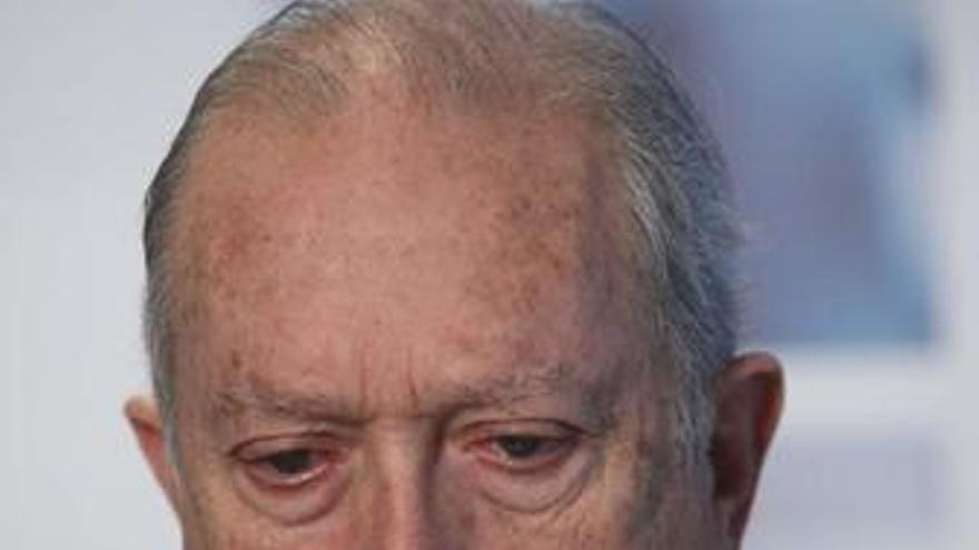 Presidente de Colonial Juan José Bruguera