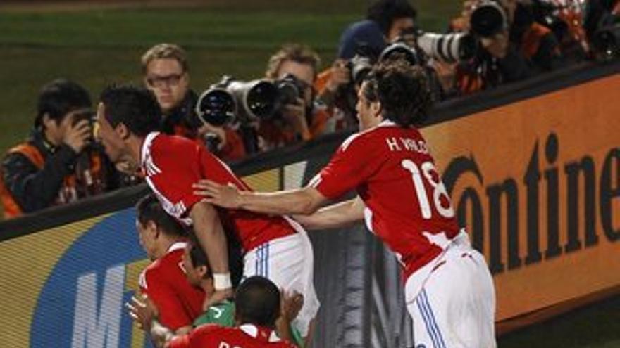 Paraguay celebra el triunfo