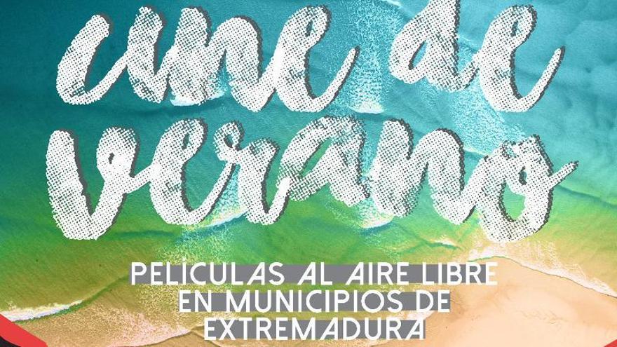 El Cine de verano de AUPEX vuelve a los pueblos extremeños en el mes de agosto 2020