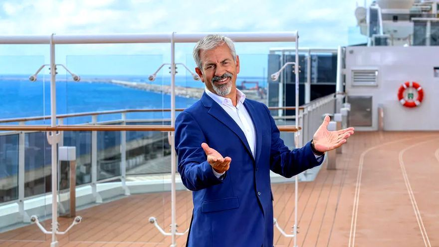 Carlos Sobera lidera la segunda temporada de 'First Dates Crucero'