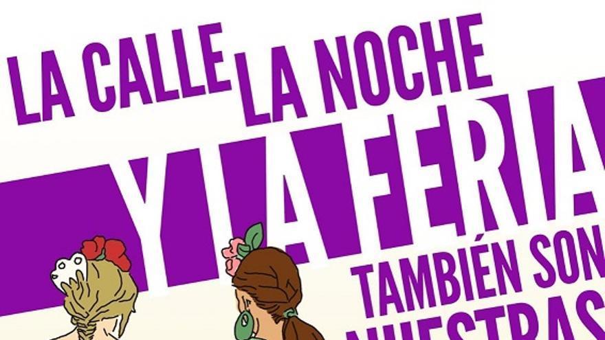 Sevilla, Feria de Abril, feminismo