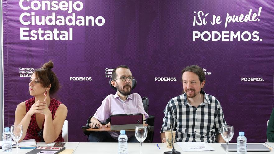 """Podemos insiste en la crítica a Amancio Ortega: dona para """"eludir ciertas responsabilidades"""""""