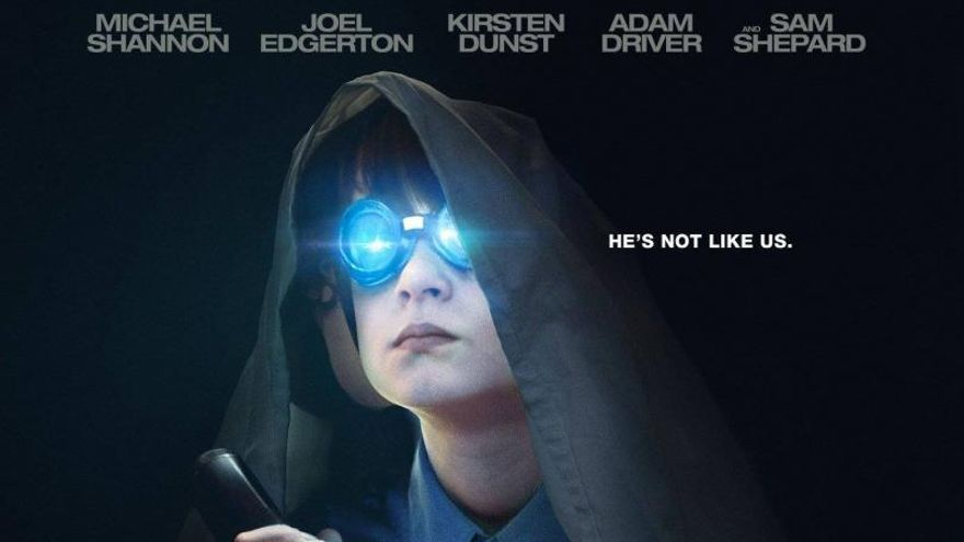 Cartel de 'Midnight Special', de Jeff Nichols