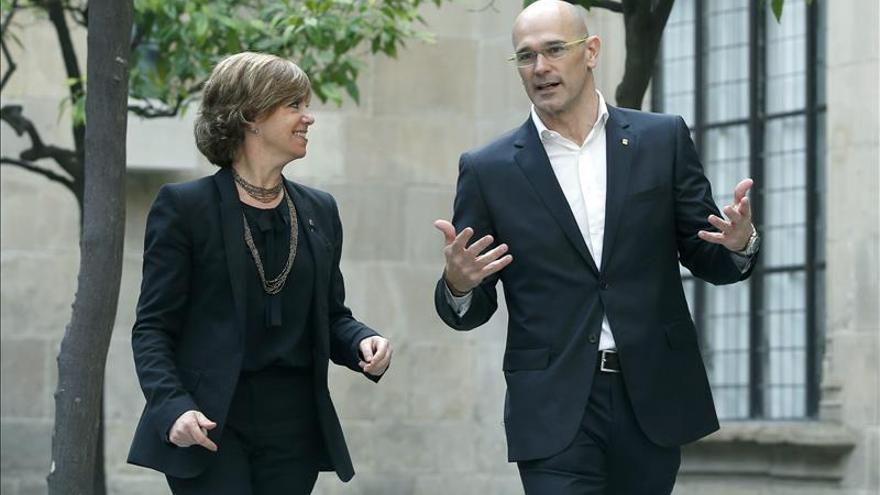 La Generalitat afirma que tiene competencias en materia exterior