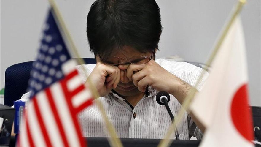 El Nikkei cae el 0,47 por ciento hasta 13.734,19 unidades