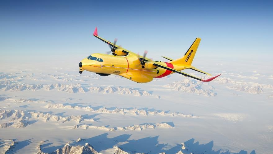 El Gobierno de Canadá compra a Airbus 16 aviones C295, cuyo montaje final se realiza en Sevilla