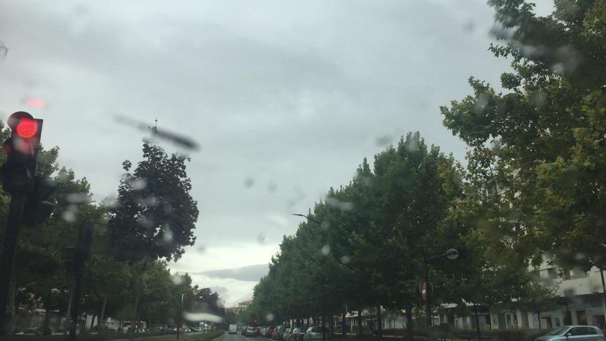 lluvia albacete