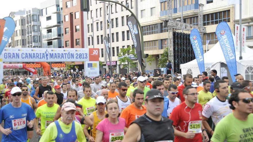 El Maratón 2013 inunda las calles de LPGC #11
