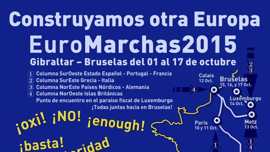 Euromarchas 2015