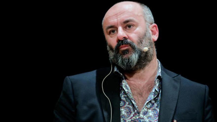 El intendente del Palau de las Arts de Valencia, Davide Livermore
