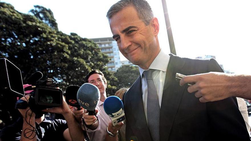 Ricardo Costa niega que la trama Gürtel le pagara en 2007 un curso de inglés