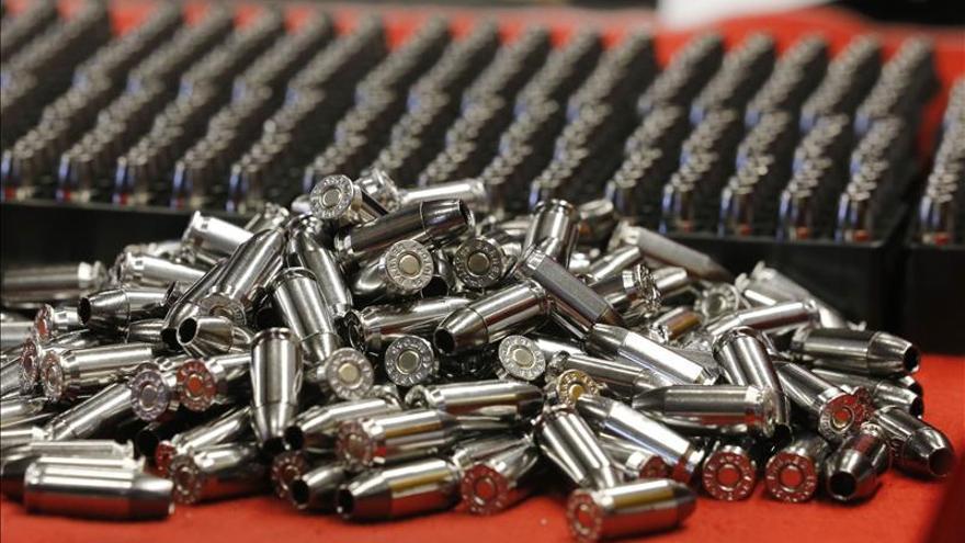 Las ventas de los principales fabricantes de armas bajaron un 1,5 % en 2014
