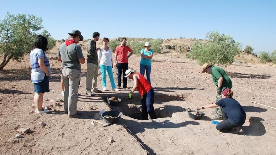 arqueología clm