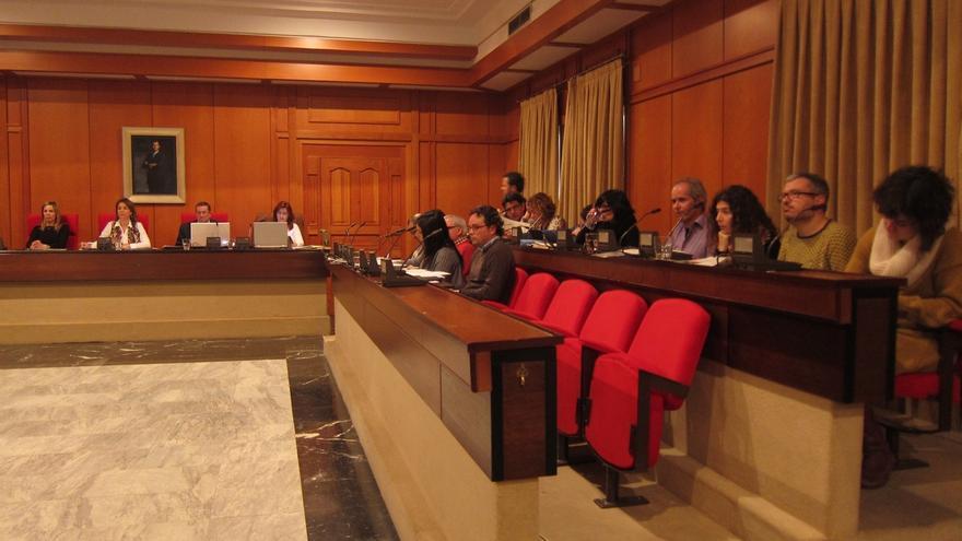 PSOE, IU y Ganemos declaran a Córdoba ciudad libre de circos con animales