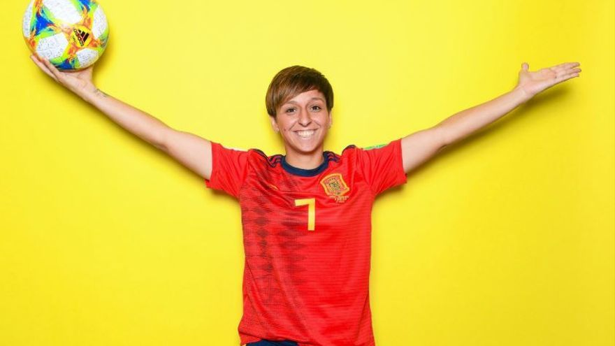 Marta Corredera. FIFA