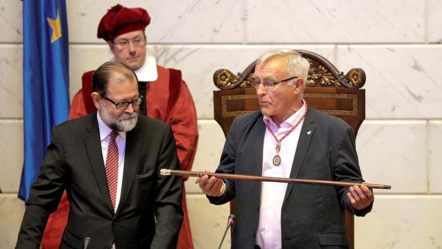 Joan Ribó (Compromís), reelegido alcalde de Valencia con los votos del PSPV