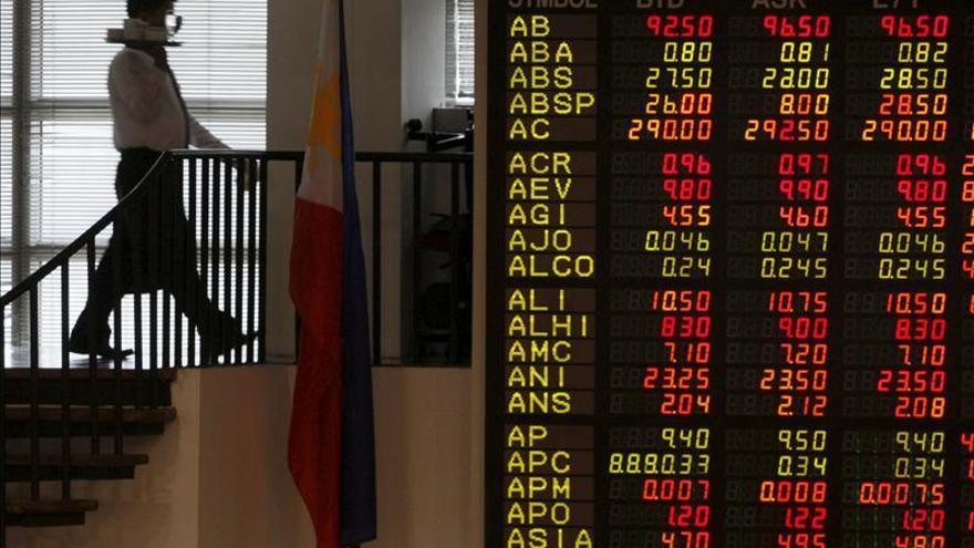 Las bolsas del Sudeste Asiático abren al alza, menos Singapur y Vietnam
