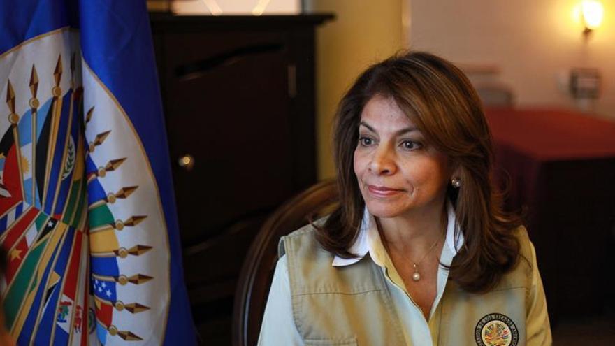 Normalidad y largas filas marcan la jornada electoral en EE.UU., según la OEA