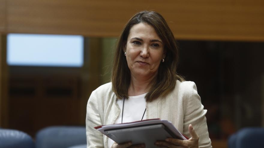 La hermana de Ignacio González, diputada en Madrid, afirma que están recaudando la fianza de 400.000 euros