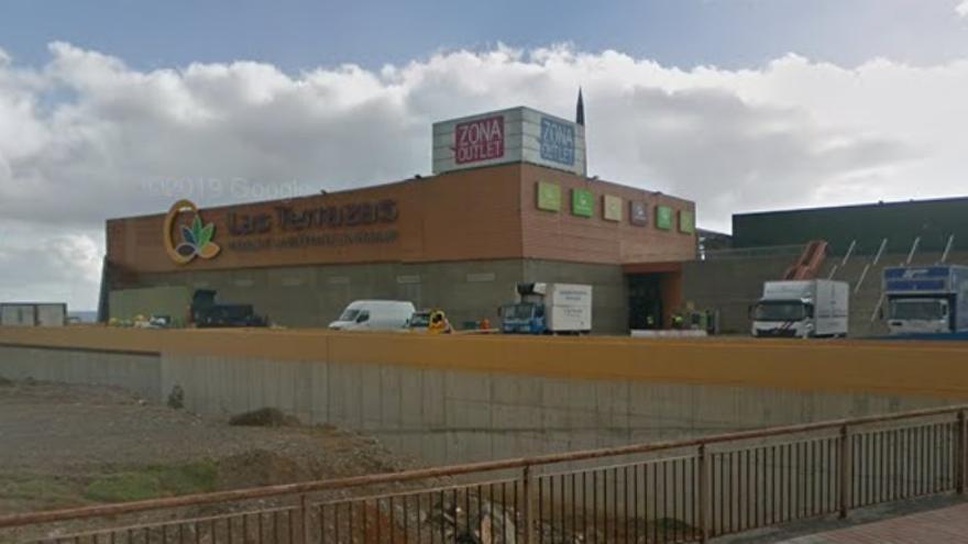 Centro Comercial Las Terrazas.