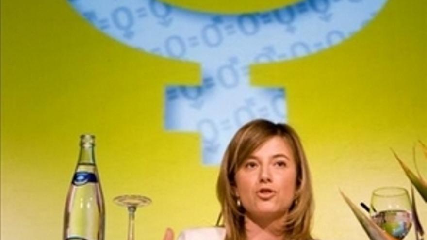 Bibiana Aido, ministra de Igualdad. (EP)