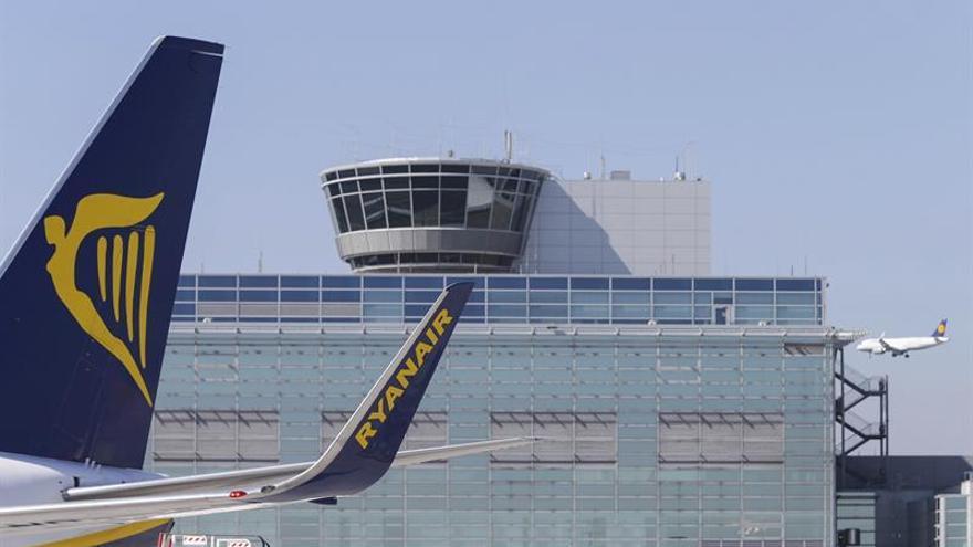 """Ryanair advierte de la caída de su crecimiento en Reino Unido por el """"brexit"""""""