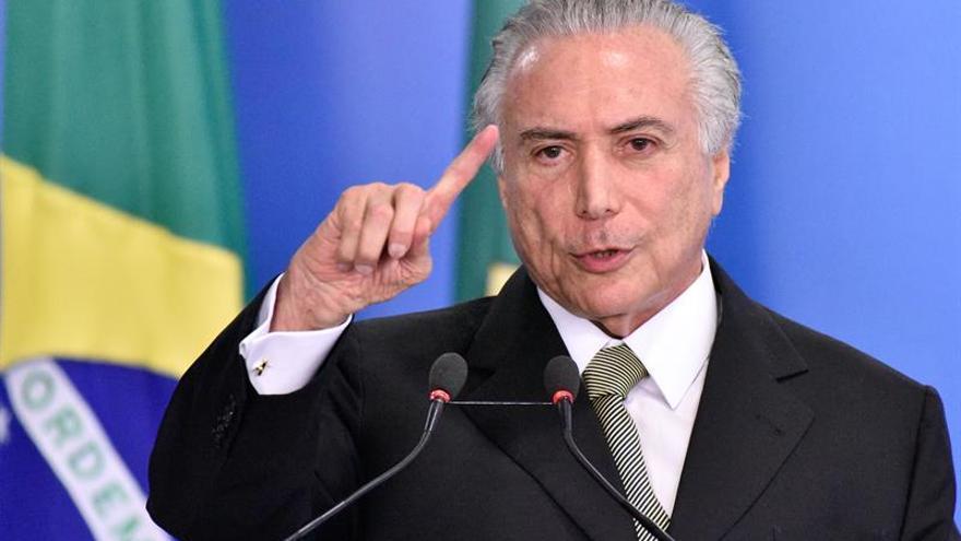Brasil subasta con éxito primera concesión en la era del interino Temer