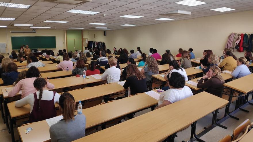Las oposiciones al Cuerpo de Maestros comienzan este sábado en Andalucía con más de 32.000 aspirantes
