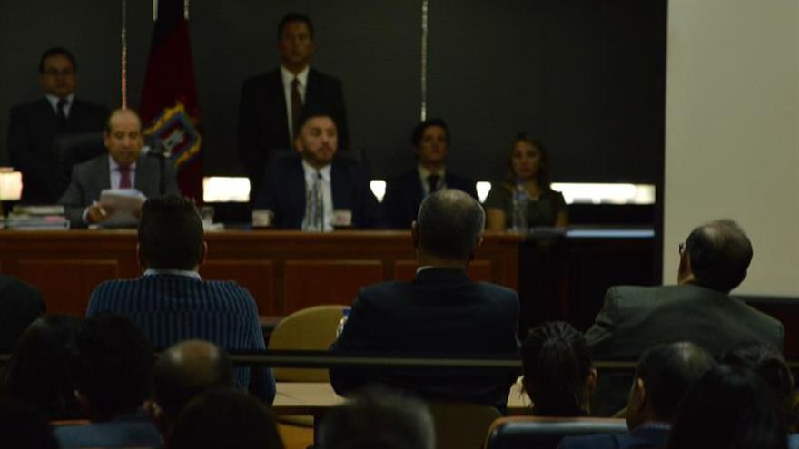 El vicepresidente de Ecuador es condenado a seis años de prisión por caso Odebrecht
