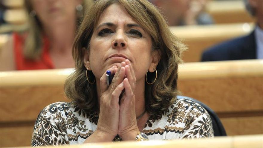 Delgado, reprobada por el Senado con la mayoría absoluta del PP