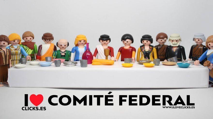 I love Comité Federal