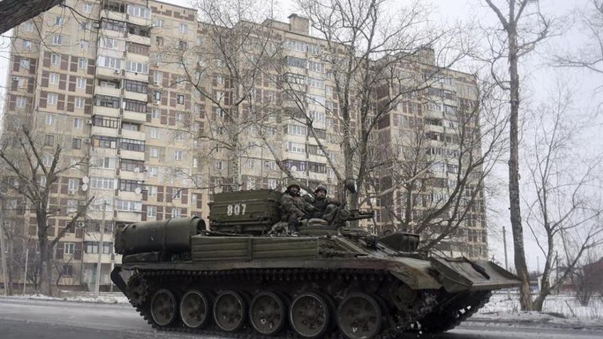 El repunte de los enfrentamientos en Donbás pone fin a la tregua en Ucrania