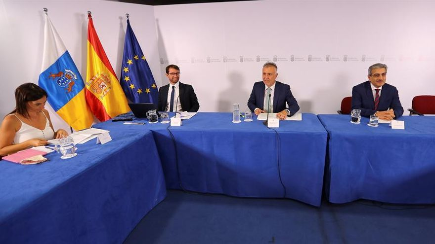 Canarias cuenta con 914 millones para iniciar el plan de reactivación en 2020