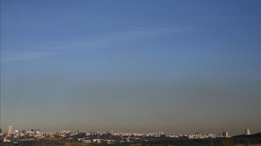 El anticiclón se desplazará el viernes y se irá la boina de contaminación