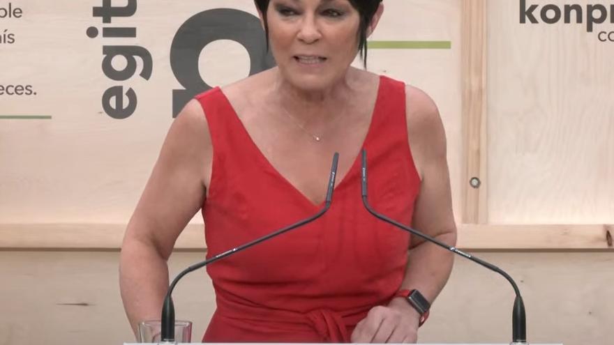 """Iriarte (EH Bildu) apela a la """"mayoría progresista"""" vasca para acabar con el modelo """"agotado"""" de PNV y PSE"""