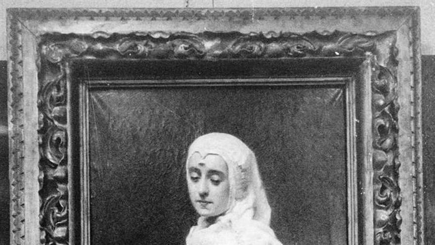 Mañana se cumplen 150 años del nacimiento de la actriz María Guerrero