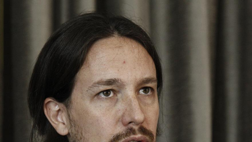 Pablo Iglesias, candidato de Podemos (EFE)