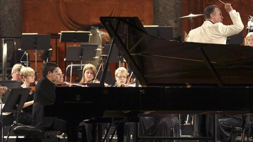 Zimmermann y Perianes cierran la temporada musical de la Fundación March
