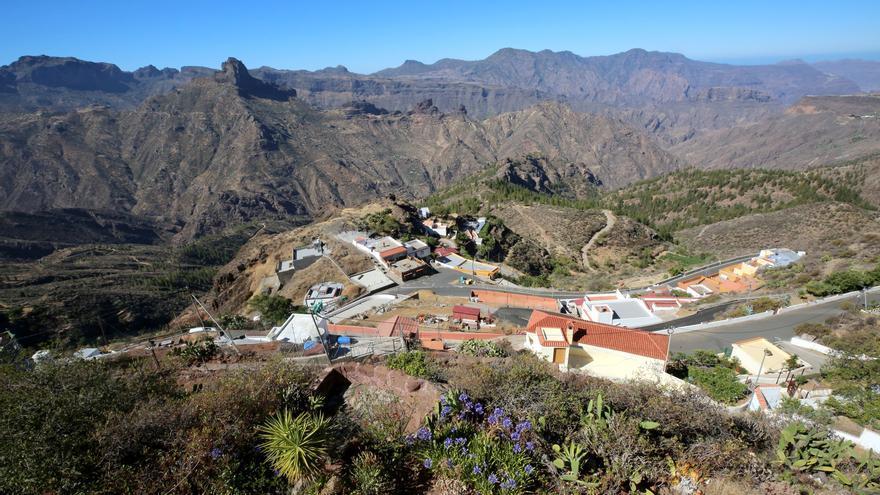 Artenara, segundo pueblo más votado de España para ser Capital del Turismo Rural 2020