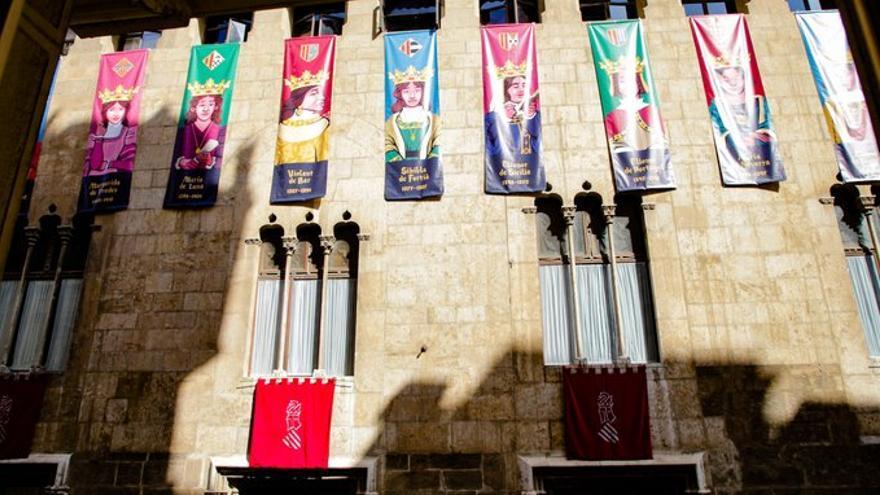 Campaña de la Generalitat Valenciana para el 9 d'Octubre