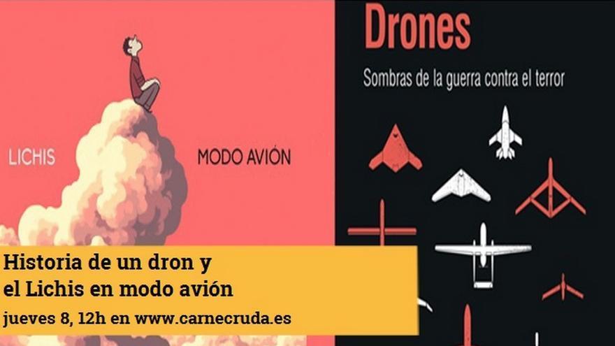 """Historias de un dron y el Lichis en """"Modo avión"""""""